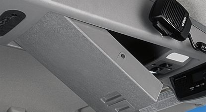 Interior Roof Console for Toyota Hilux 05-15 Single Cab