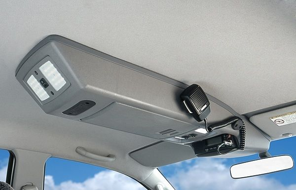 Interior Roof Console for Toyota Hilux 15-17 and on