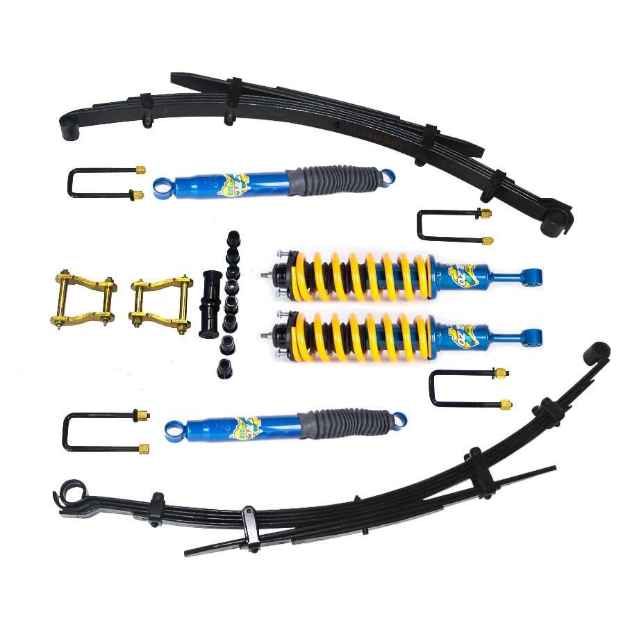 Oztec 50mm Suspension Lift kit Suit Toyota Hilux GGUN/N80/Revo