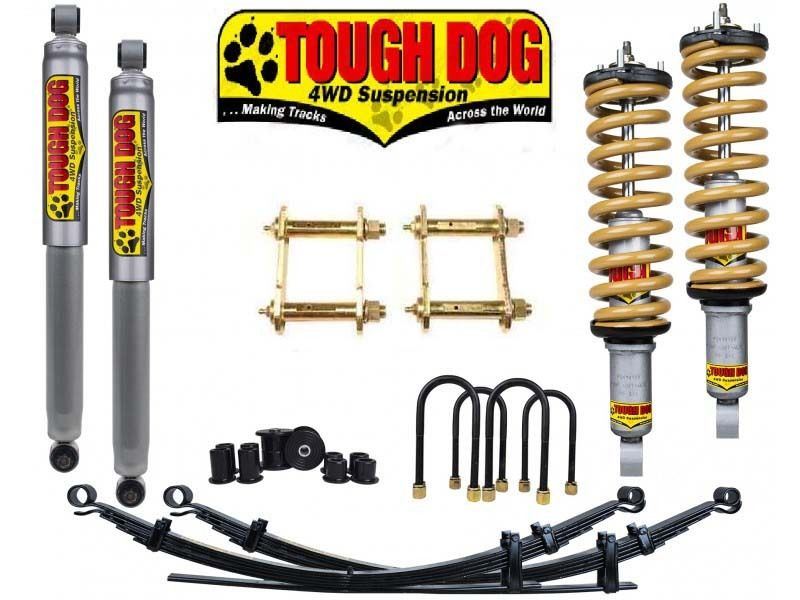 Tough Dog Foam Cell Kit For Toyota Hilux Vigo/Kun26/N70 2005-15