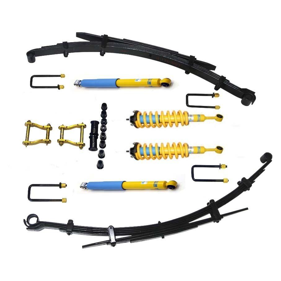 Bilstein 50mm Fixed Height Suspension Lift kit Suit Toyota Hilux  GGUN/N80/Revo