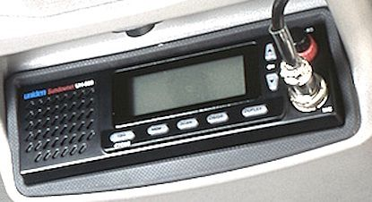 Interior Roof Console for Toyota Hilux 05-15