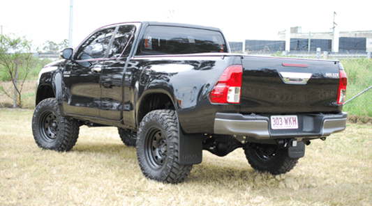 Lifted Hilux Ute