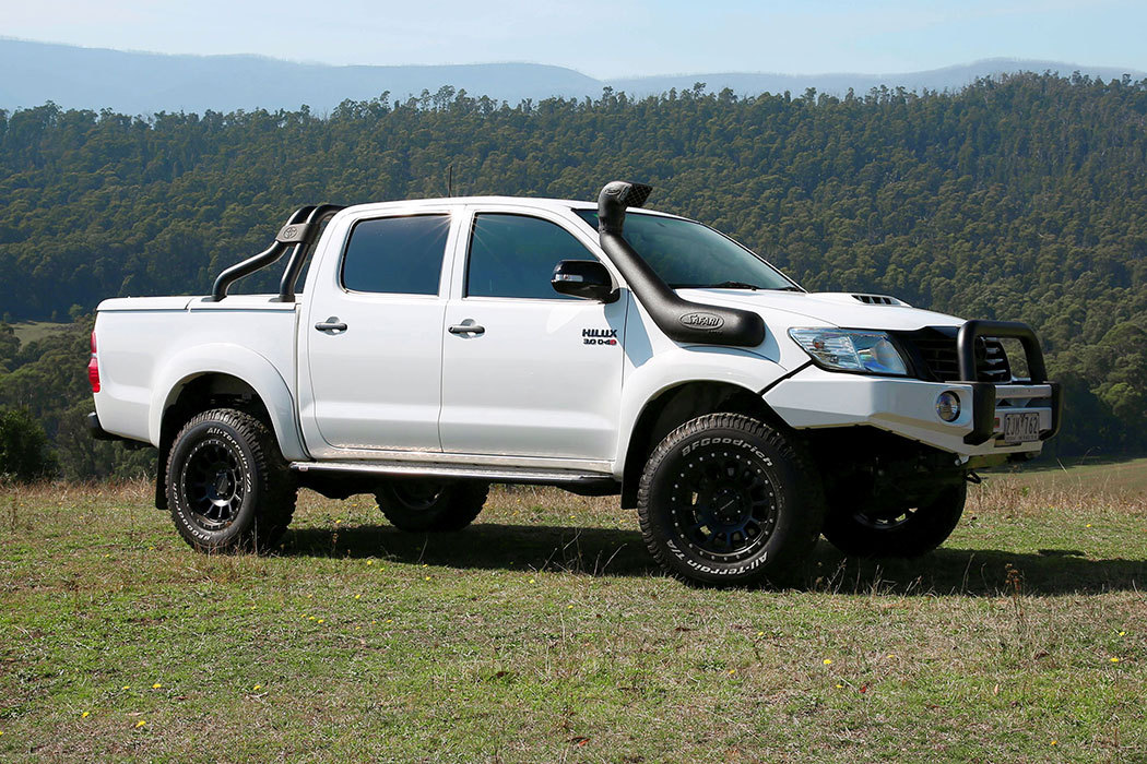 VMN is proud to say we're one of the first to offer Safari Armax Snorkels in the Australian market