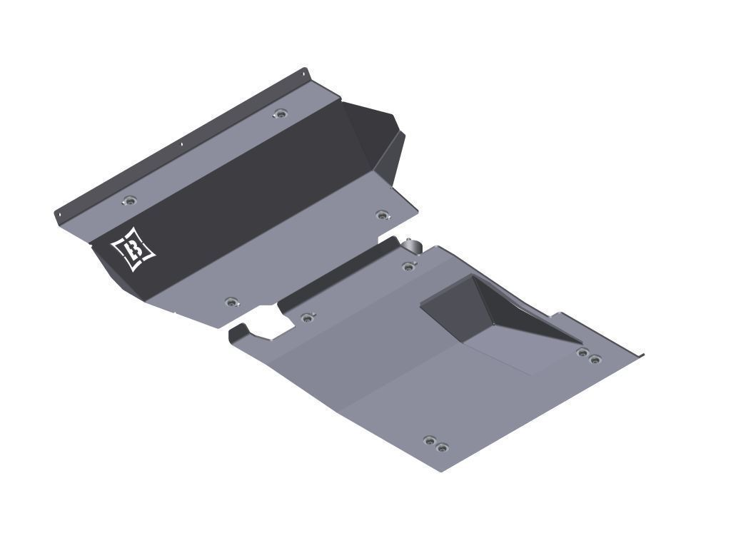 VMN offers a range of bash plates to suit diff drops while maintaining the ease of fitment and all of the other features of our standard bash plate range.