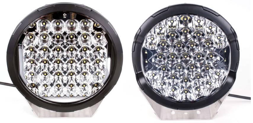 Spotlights or Spreadlights