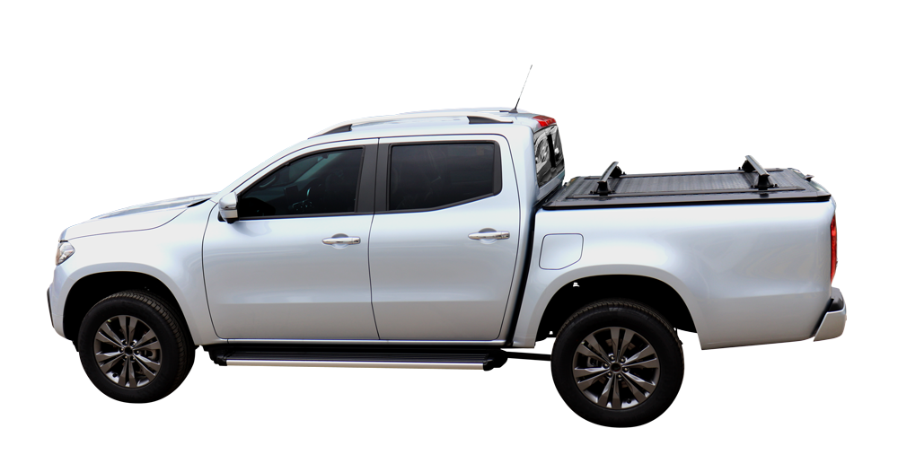 VMN offers EGR hard lids that are easy to assemble and remove for your Hilux.