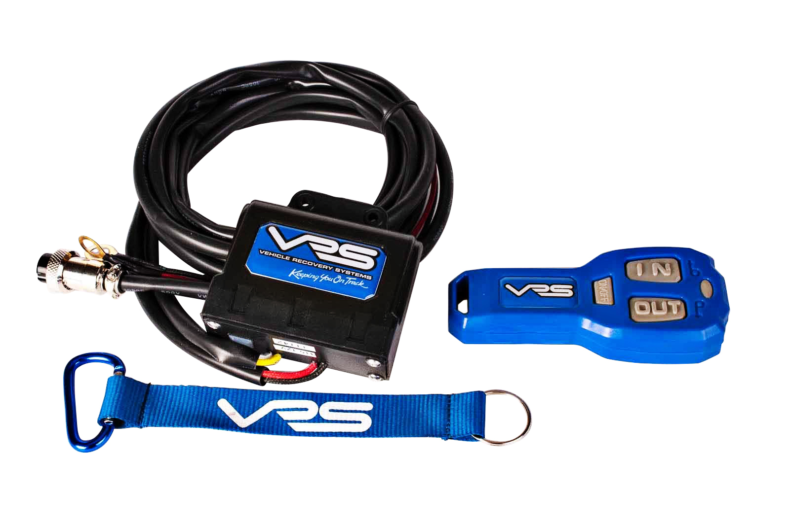 VMN also offers various winch accessories like winch wireless remote control for easy handling and control