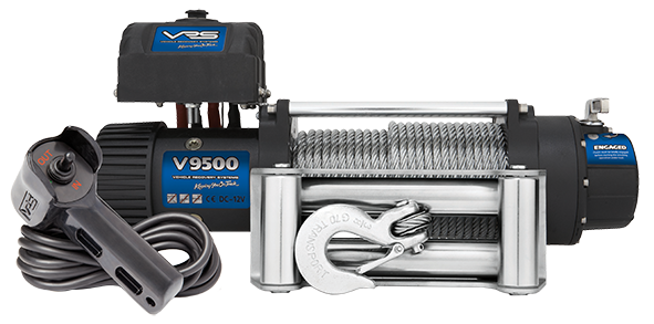 VMN also offers high-performance steel ropes to aid winches and make vehicle towing or recovery easier and more convenient for you.
