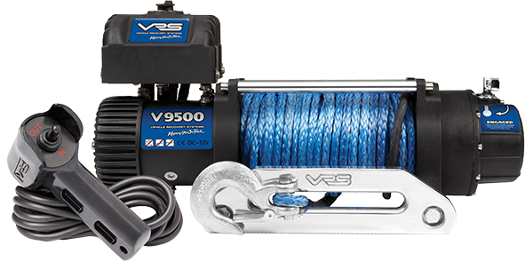 VMN also offers Synthetic ropes that are 8 times stronger yet lighter to carry than steel ropes.