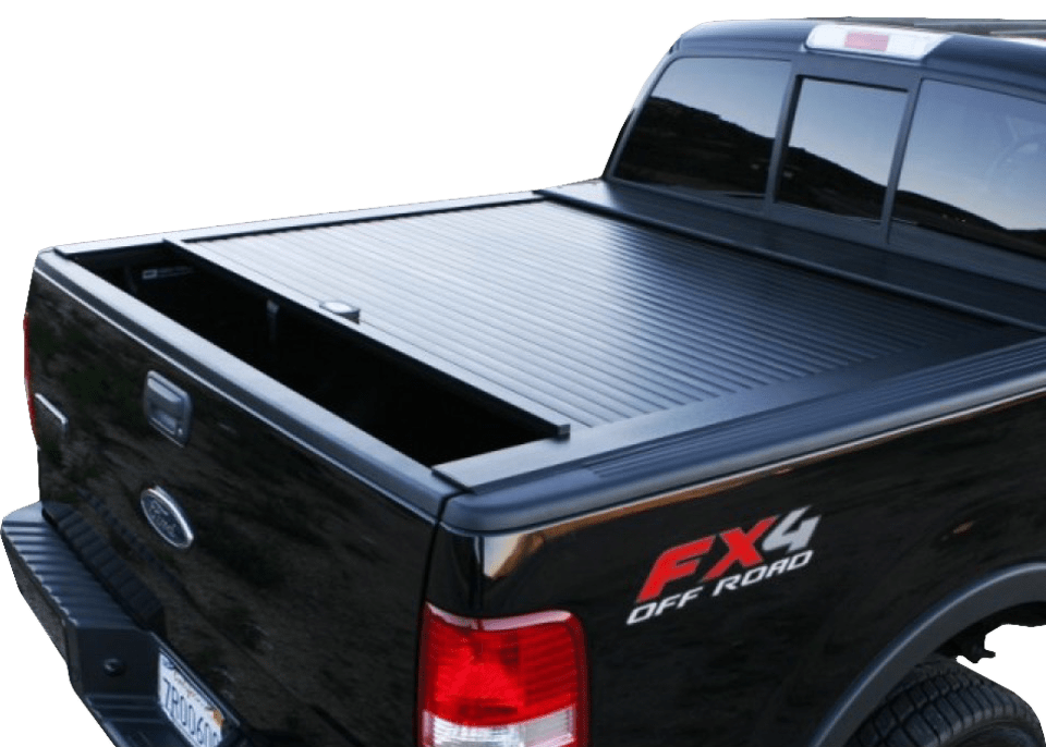 VMN offers a sleek Tonneau covers that leaves a fine finish and polish look to your vehicle's rear.