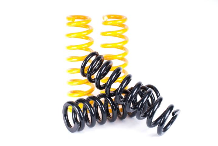 Pay close attention to your springs!