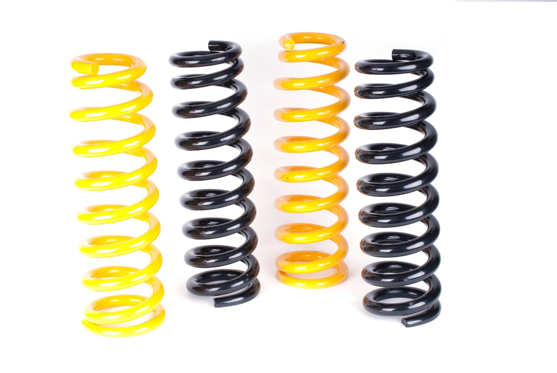 VMN offers a wide range of coil springs that fits your budget, suspension kit manufacturer, and your vehicle's load carrying ability.
