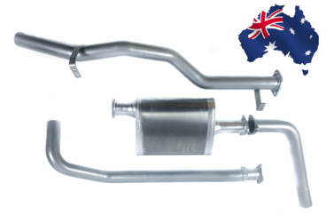 VMN takes pride in offering a 3 inches Bluetongue exhaust specifically designed and manufactured by a famous exhaust company here in Australia