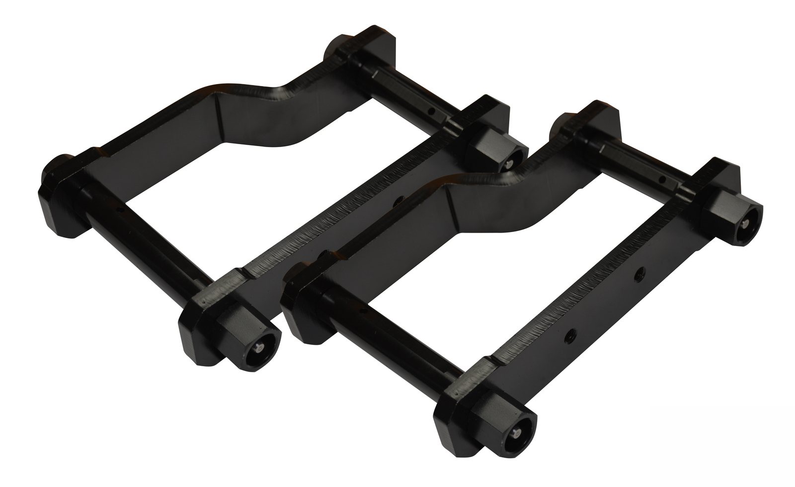 VMN offers an easy to fit and install greasable shackles to extend your lift by 40mm