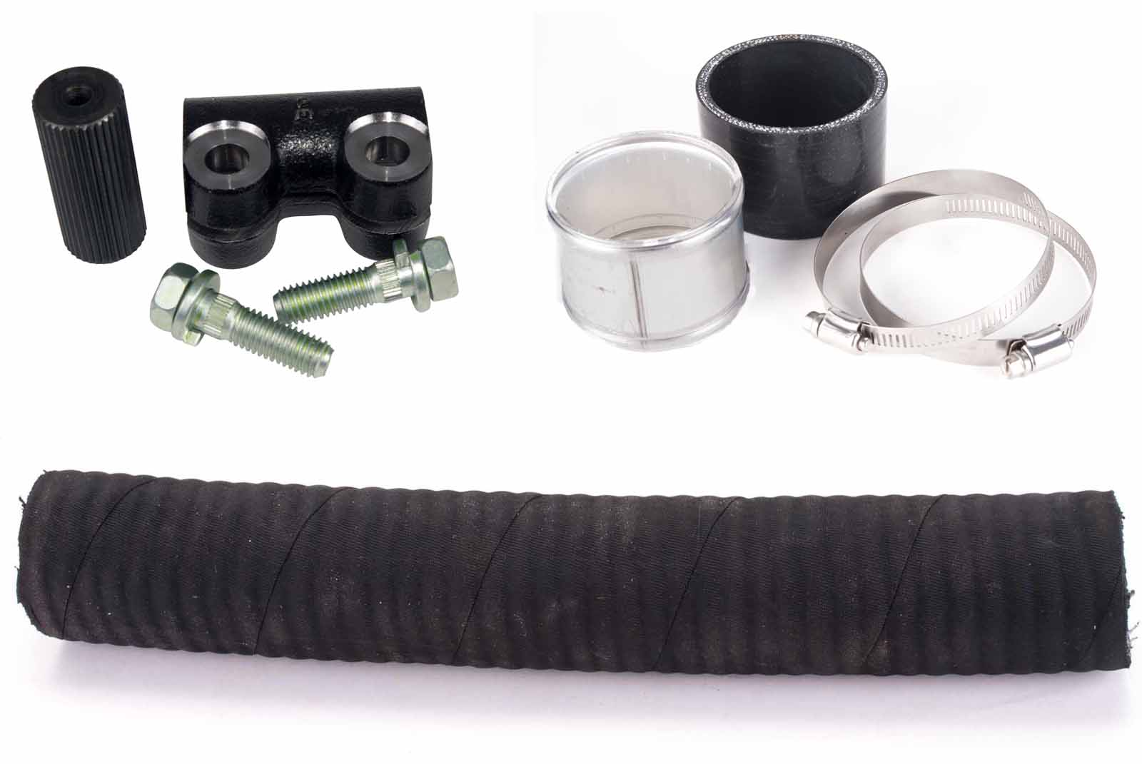 VMN offers air inlet, fuel-filler, and steering extensions for your Hilux.