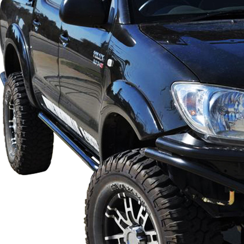 VMN recommends you start investing in the popular aftermarket accessory called Rock Sliders