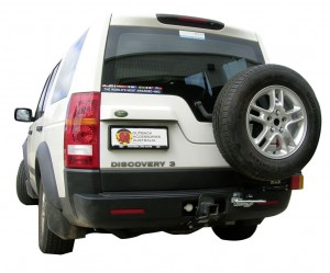 VMN recommends you use single wheel carriers for fitting tyres in standard carrying position.