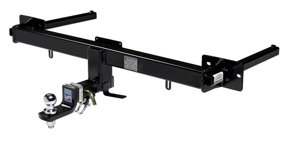 VMN offers standard towbar specifically designed and engineered for both light and heavy-duty towing.