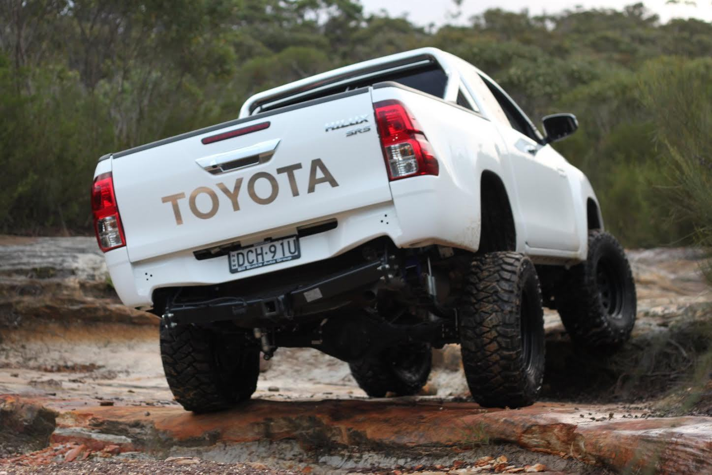 VMN's suit styleside can lift your vehicle higher than the standard body lift.