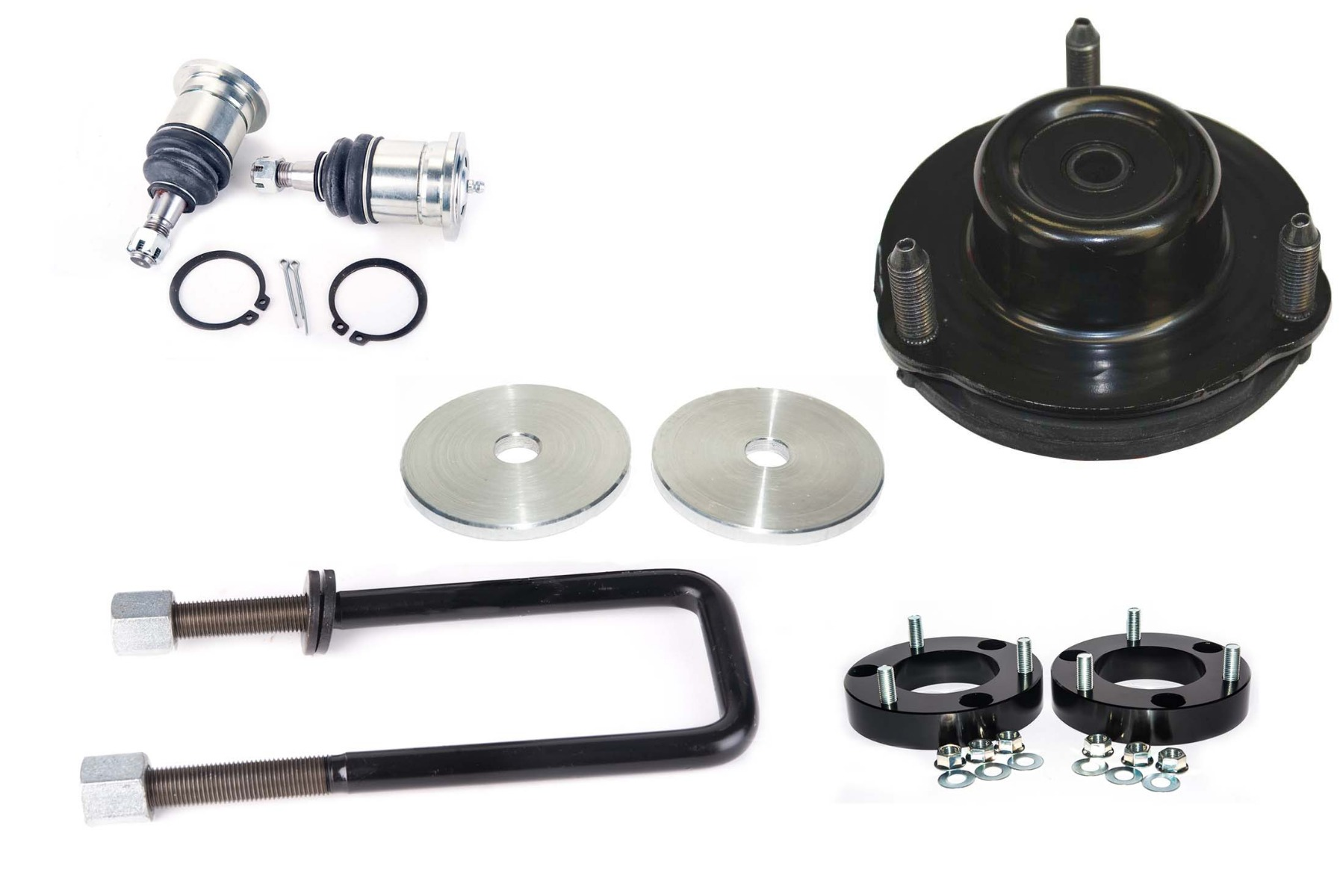 VMN offers other suspension parts and kits you need to ensure you'll have a reliable on and off-road performance for your trip.