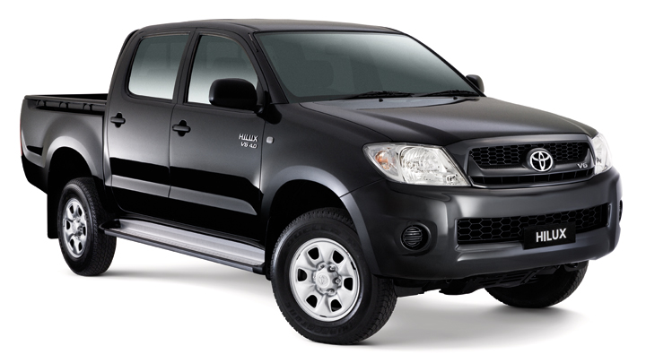 What Hilux Tyre and Rim Fits and How